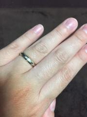 【アイプリモ(I-PRIMO)の口コミ】 家事などをするのに邪魔にならない埋め込みダイヤのデザインと、大好きなピ…