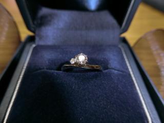 【銀座ダイヤモンドシライシの口コミ】 予算の中で最高のダイヤモンドを選定してくれました。 指輪やダイヤモンド…