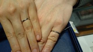 【銀座ダイヤモンドシライシの口コミ】 指輪にあまり興味のなかった私は、その日買う気なんて全くなかったのに、…