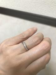 【Only You(オンリーユー)の口コミ】 指輪が欲しいなぁと思っておねだり。 ファッション指輪を買ってもらうはず…