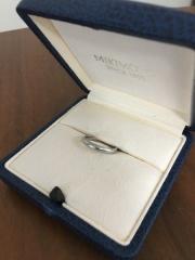 【MIKIMOTO(ミキモト)の口コミ】 結婚指輪はずっと使うものなので老舗で購入したいと思っていました。銀座…