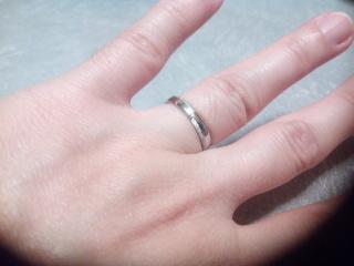 【TANZO(タンゾウ)の口コミ】 友人の鋳造製の有名ブランドの指輪が日々使用していると歪んでしまうのを見…