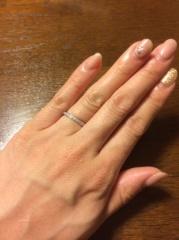 【宝寿堂(ほうじゅどう)の口コミ】 婚約指輪もここで購入したため。シンプルなデザインを希望しており、でき…