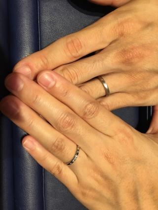 【銀座ダイヤモンドシライシの口コミ】 数多くの店舗、ブランドを巡り検討していきましたが、印象に残ったダイヤ…