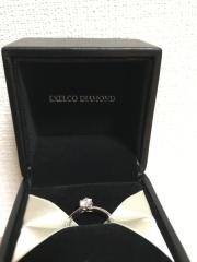 【エクセルコダイヤモンド(EXELCO DIAMOND)の口コミ】 ダイヤモンドが綺麗。店舗内装は他店のように照明で輝きを魅せようとせず通…