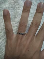 【シャネル(CHANEL)の口コミ】 やはりブランド力が大きかった。有名なブランドで変わった形の結婚指輪であ…