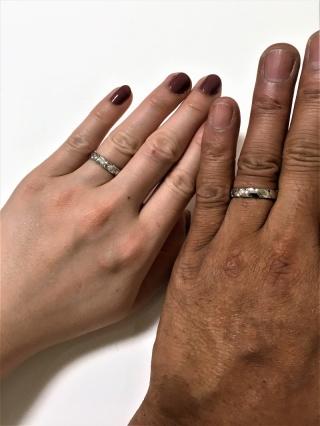 【ショーメ(CHAUMET)の口コミ】 プロポーズを受け、婚約が決まってから、まずはネットで指輪を探し始めまし…