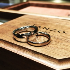 【TANZO(タンゾウ)の口コミ】 丈夫なこと。しっかりと指輪の作り方を説明してもらえたこと。なぜ良いか…