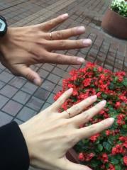 【鎌倉彫金工房(かまくらちょうきんこうぼう)の口コミ】 二人で相談し、手作りの結婚指輪にしたいと思いこちらに決めました! 値段…