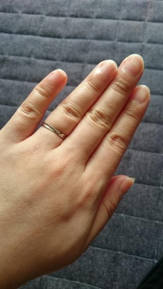 【ジュエリーツツミ(JEWELRY TSUTSUMI)の口コミ】 普段指輪等身に付けないため、こだわりは一切ありませんでした。 特に欲し…