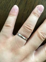 【PILOT BRIDAL(パイロットブライダル)の口コミ】 「パイロットブライダル」の結婚指輪は、自社で開発した高純度でありなが…