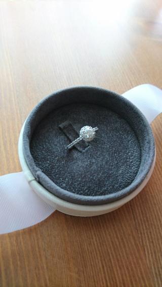 【BRIGHTON jewelers(ブライトンジュエラーズ)の口コミ】 ダイヤをふんだんに使ったデザインにもかかわらずとても良心的なお値段で…