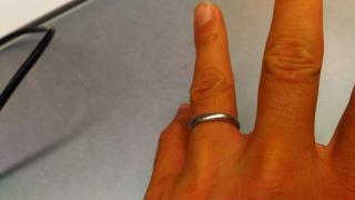 【ティファニー(Tiffany & Co.)の口コミ】 私は指輪のブランドに疎いため、奥さんに勧められて購入しました。このお…