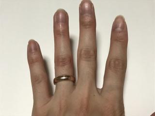 【ケイウノ ブライダル(K.UNO BRIDAL)の口コミ】 婚約指輪を購入した際にとても親切で良いサービスでしたので 結婚指輪もケ…