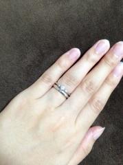 【PORTADA(ポルターダ)の口コミ】 アンティーク調で華奢な指輪が欲しくて、インターネットで調べたところ「…