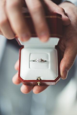 【カルティエ(Cartier)の口コミ】 何と言ってもその可愛さです。形や輝き、またバレリーナというリングネー…