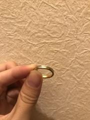 【ラザール ダイヤモンド(LAZARE DIAMOND)の口コミ】 まず、私たち夫婦が結婚指輪に求める条件は2つでした。 ①ダイヤがついて…