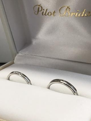 【PILOT BRIDAL(パイロットブライダル)の口コミ】 結婚指輪を色々調べていて、パイロットさんの指輪はプラチナの純度も高く丈…