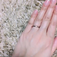 【N.Y.NIWAKA(ニューヨークニワカ)の口コミ】 つけ心地がとても良く試着したときから指に馴染んでいてこれだ!と思いま…