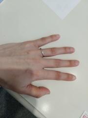 【LEGAN(レガン)の口コミ】 ブーケトス 他のお店ではあまりみかけることができない、ピンクダイヤモン…