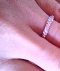 【ティファニー(Tiffany & Co.)の口コミ】 ティファニーのブランドは特にペアのリングやネックレスがお洒落でかわい…