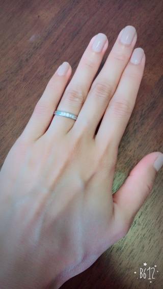 【ラザール ダイヤモンド(LAZARE DIAMOND)の口コミ】 もともと婚約指輪を、ここで旦那さんが購入して、プローポーズされました…