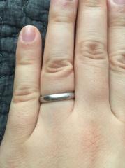 【グラフ(GRAFF)の口コミ】 婚約指輪を見に行ったときたまたま見せていただき一目で気に入り購入いた…