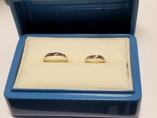 【ミンサーリングの口コミ】 沖縄好きなわたしは、結婚指輪はミンサーリングにすると決めていました。旦…