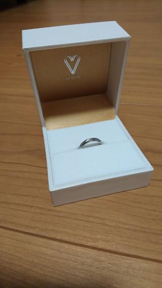 【VERITE(ベリテ)の口コミ】  指輪はあまりつけることがないので(仕事柄つけられない)安くすませたいと…