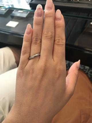【エクセルコダイヤモンド(EXELCO DIAMOND)の口コミ】 ブライダル専門店であり種類の多さは圧倒的でした。ダイヤモンドにこだわ…
