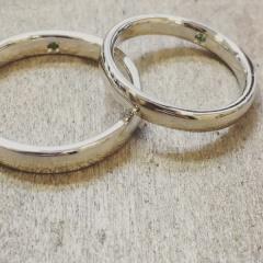 【手作り指輪工房 G.festa(ジーフェスタ)の口コミ】 初めての指輪作りの緊張を一掃してくれる素晴らしい接客は感動!このスタッ…