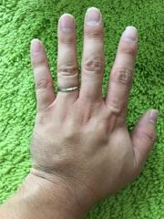 【手作り指輪工房 G.festa(ジーフェスタ)の口コミ】 やはり手作りで指輪が作れる事が最大のポイントでした。仕事柄シンプルなデ…