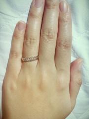 【ラザール ダイヤモンド(LAZARE DIAMOND)の口コミ】 ・プラチナの重厚感、高級感があった。 ・ダイヤ入りが欲しかった。 ・他…