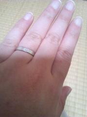 【CITIZEN Bridal(シチズンブライダル) / ディズニーシリーズの口コミ】 プラチナ99.9%で指輪を探しており、最終的に2つの指輪で悩みました。決め…