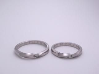 【ichi(イチ)の口コミ】 人とは違う指輪を、というのがこだわりでしたが、職人さんが希望を丁寧に聞…