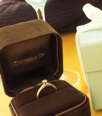 【ティファニー(Tiffany & Co.)の口コミ】 彼と一緒にエンゲージリングも選びにいったのですが、恥ずかしながら私たち…