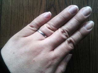 【TASAKI(タサキ)の口コミ】 婚約指輪もTASAKIで購入したので、合わせやすいと思い、結婚指輪も同…