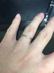 【4℃(ヨンドシー)の口コミ】 初めはハイブランドの指輪を検討して探していたが、指輪に掛ける予定だっ…
