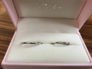 【Petit Marie(プチマリエ)の口コミ】 シンプルな指輪を探していたので、割と探しやすかったです。毎日つけるも…