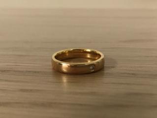 【フラー・ジャコー(FURRER-JACOT)の口コミ】 なんといっても、着け心地です。 これはフラージャコーの指輪を着けてみる…