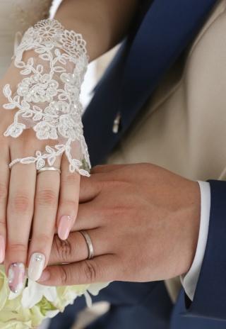 【mina.jewelry(ミナジュエリー)の口コミ】 私が知人の指輪を見てミナジュエリーを気に入っていて、いつかマリッジリン…