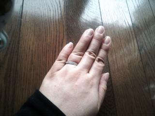 【TASAKI(タサキ)の口コミ】 婚約指輪には地味だと言われたのですが、私があまり普段ジュエリーを付け…