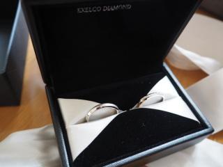 【エクセルコダイヤモンド(EXELCO DIAMOND)の口コミ】 イエローゴールドの指輪で探していましたが、柔らかい素材のために耐久性が…