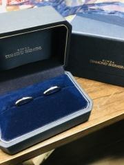 【銀座ダイヤモンドシライシの口コミ】 婚約指輪とセットで付けることができて、且つ、おじいちゃんおばあちゃん…