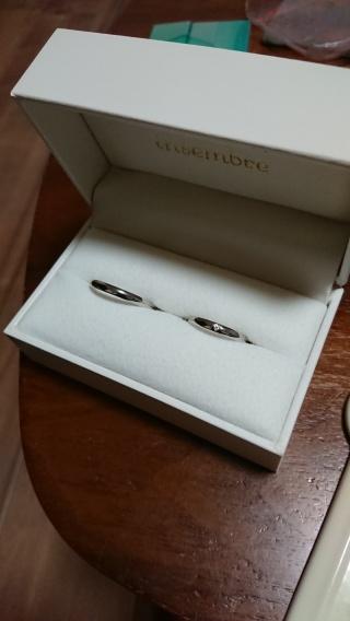 【insembre(インセンブレ)の口コミ】 プラチナでシンプルなものを探していたので希望通りの指輪です。メーカー…