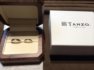 【TANZO(タンゾウ)の口コミ】 フルオーダーメイドで他の人とデザインがかぶらない、ふたりだけのオリジナ…