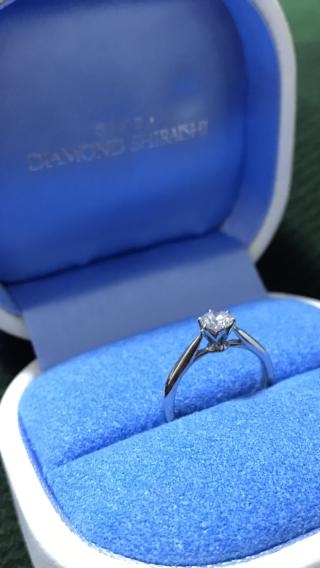 【銀座ダイヤモンドシライシの口コミ】 最初は指輪=ブランド品のイメージでしたが、色々なお店を見た結果、ブラ…
