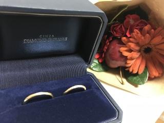 【銀座ダイヤモンドシライシの口コミ】 結婚指輪は婚約指輪を頂いた場所と決めていたので必然的にダイヤモンドシラ…