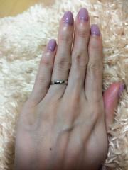 【Miss Platinumの口コミ】 結婚指輪はプラチナ950でシンプルかつなるべくお値段をおさえたもので探し…