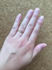 【agete(アガット)の口コミ】 結婚して3年経ってからの指輪購入でしたので、そこまで高くなく、でもオシ…